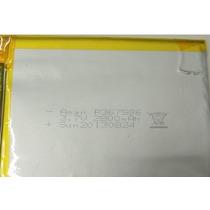 Bateria 3.7v 2800mah Tablet Qbex Zupin Tx120 Nova