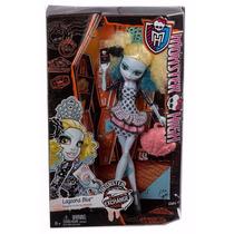 Boneca Monster High Intercambio Lagoona Blue Mattel