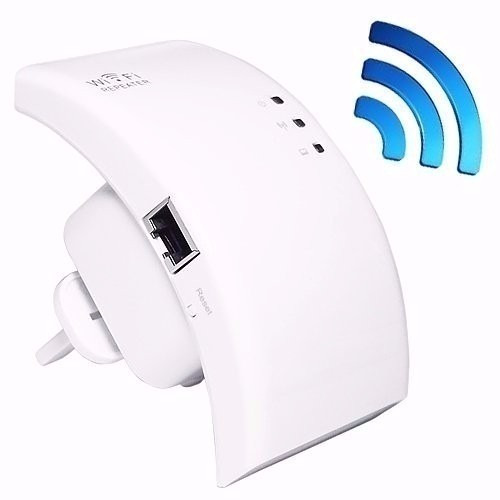 Repetidor De Sinal Wifi Wireless Expansor Roteador 300mbps