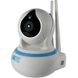 Camera Ip Robo Visao Noturna Wireless Wifi Sem Fio 720hd