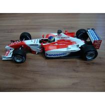 Miniatura F1 - Toyota 2003 - Cristiano Da Mata