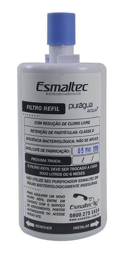 d89df7716 Filtro Para Purificador Esmaltec Original - Refil Acqua 7