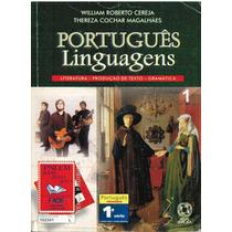 Português Linguagens Ensino Médio - Pague Com Cartão