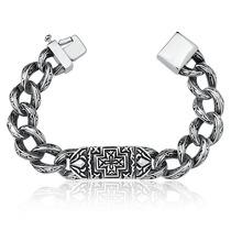 Busca pulseira masculina aço 23 cm com os melhores preços do