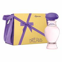 Frete Grátis - O Boticário Kit Mães Antigo Perfume Dreams