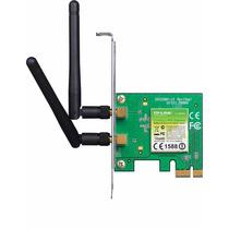 Adaptador Pci-e Express Wireless Tp-link Tl-wn881nd 300mbps