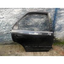 Porta Traseira Direita Sem Acessórios Honda Civic 1993