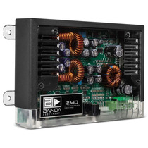 Modulo Banda 2.4 400w 4 Canais Amplificador Digital 2.4d Som