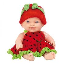 Boneca Frutinhas Melancia - Cotiplás