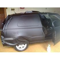 Adesivo Envelopamento Carro Moto Preto Fosco 4x01,22