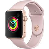 Apple Watch Series 3 38mm Gps Prova D'água Lacrado- Promoçao