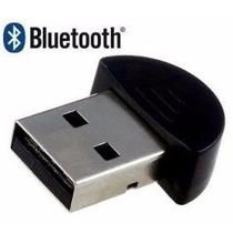 Adaptador Bluetooth Dongle Usb 2.0 Pc Notebook Celular | V19