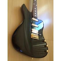 Guitarra Luthier Modelo Jaguar - Captação Lace Sensor