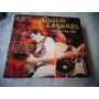 Cd B.b. King / Santana - Guitar Legends ( 2cd Lacrado)