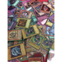 Lote 50 Cartas Originais De Yugioh En E Pt (47 C + 3 R)