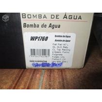 Bomba De Água Fiat, Uno Mille, Elba, Premio Wp1760