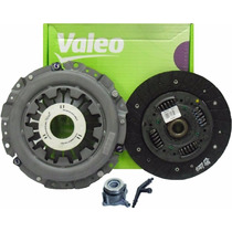 Kit Embreagem Palio 1.8 8v Flex Hatch Elx 2003 À 2010 Valeo