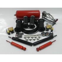 Suspensão A Ar 06 Valvulas + Compressor