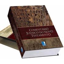 Comentário Judaíco Do Novo Testamento - Editora Templus