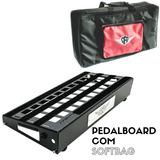 Pedalboard Creationfd Nano 40x20 Com Softbag
