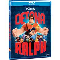 Blu-ray - Detona Ralph (lacrado) - Disney