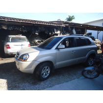 Hyundai Tucson 6cc 2012 4x4 Aut Sucata Peças