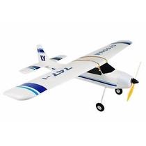 Robinho Aeromodelismo Cessna 747 4 Canais Profissional Acrob