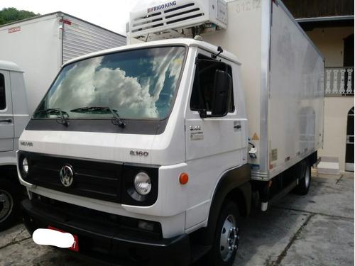 CAMINHAO VW 8.160 BAU FRIGORIFICO 2013 2014