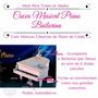 Caixinha De Musica Ciranda Da Bailarina Piano