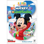 Dvd A Casa Do Mickey Mouse Olimpíada - Disney Original Novo