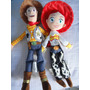 Disney Woody , Jessie E Bala No Alvo Do Filme Toy Story