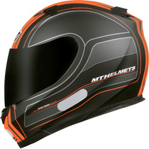 Capacete Mt Raceline Orangesv Fretegrátis Inmetro