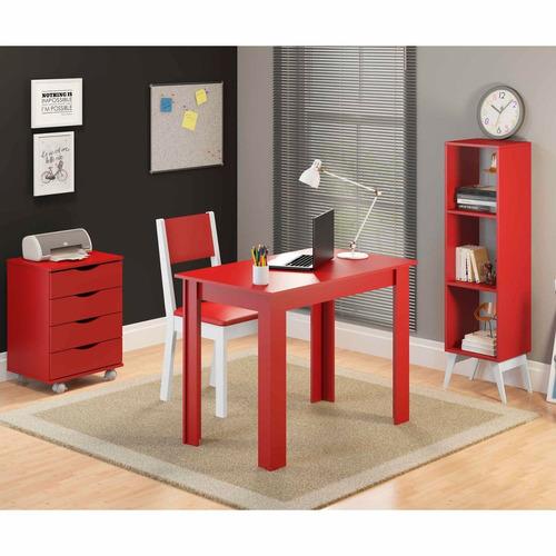 Compre Armário Classic Líder Design Vermelho: Preços A Partir De R$ 131,86