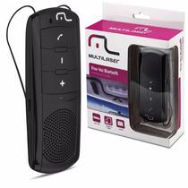 Viva Voz Automotivo Bluetooth Multilaser Universal Veicular