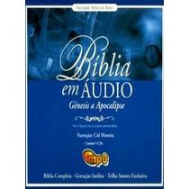 Bíblia Sagrada Em Audio Narrada Por Sid Moreira Envio Gratis
