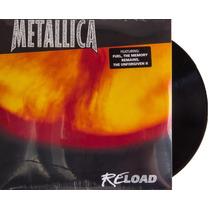 Lp Vinil Metallica Reload Novo Lacrado