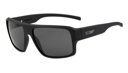 Oculos Sol Hb Redback 90116001a0 Preto Fosco Polarizado 46af307fa8