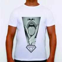 Camisa Personalizada Mickey Dope Swag Diamond Plt4:20 Plt