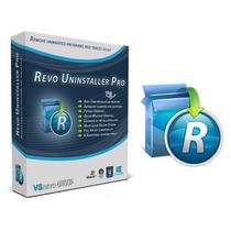 Revo Uninstaller Pro 2018 - Produto Digital.