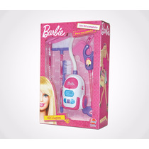 Kit Limpeza Barbie Completo Com Sons E Luzes 755