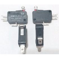 Chave Micro Com Roldana 14 Mm ( 16 A 250 V )