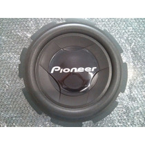 Cone + Calota Protetora Subwoofer Pioneer 12 Pol. Ts-w308