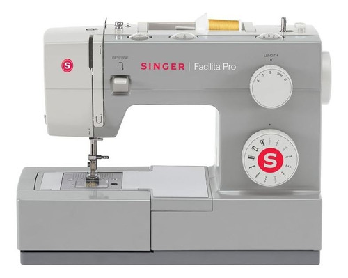 Máquina De Costura Singer Facilita Pro 4411 Cinza 110v