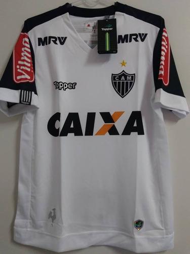625a7ed21a Camisa Atletico Mineiro Oficial Topper 2017