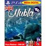 Nubla - Psn Uk (eur) - 01 Dia - Platina Fácil Playstation 4