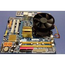 Kit Placa Mãe + Processador + Memoria + Cooler + Hd