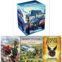 Box Harry Potter Vol. 8 E 2 Livros Harry Potter Ilustrados