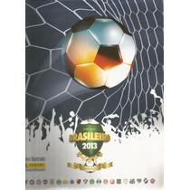 Álbum Campeonato Brasileiro 2013 - Faltam 07 Figurinhas