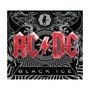 Poster Auto Colante - Acdc Black Ice ( 70cm X 66cm )