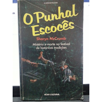 Livro: Mccrumb, Sharyn - O Punhal Escocês - Frete Grátis